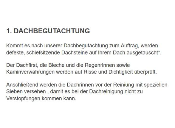 Dachbegutachtung in  Darmstadt