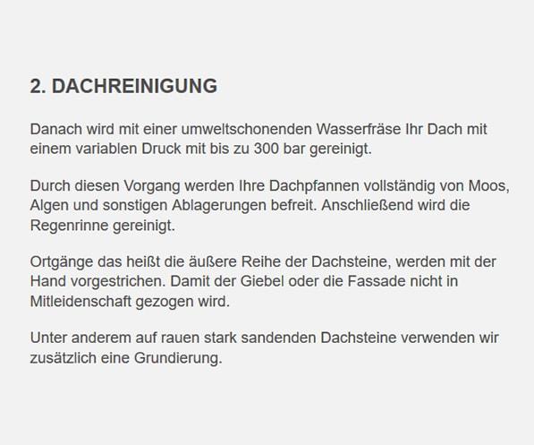 Dachreinigungen für  Darmstadt