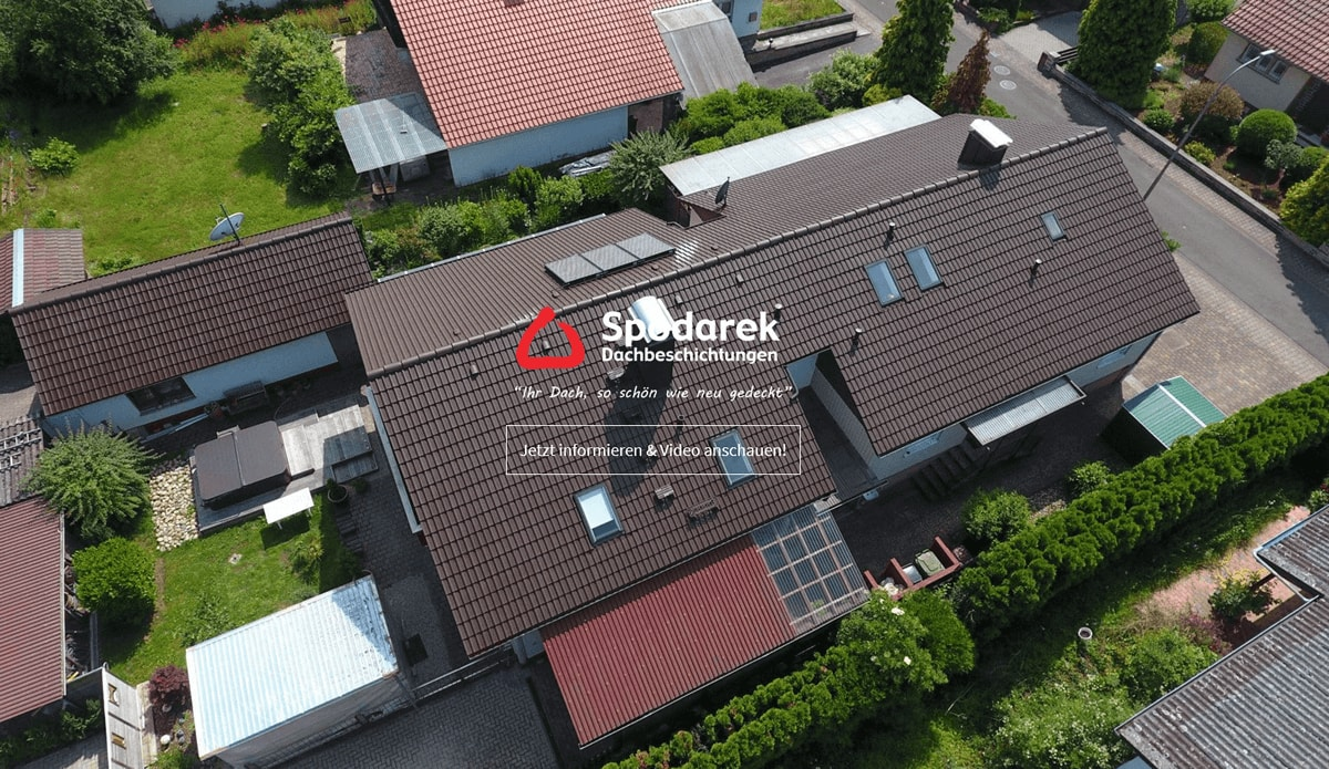 Dachbeschichtung Erzhausen - 🥇  DachbeschichtungFrankfurt.de: Dachdecker Alternative, Dachreinigungen, Dachsanierung